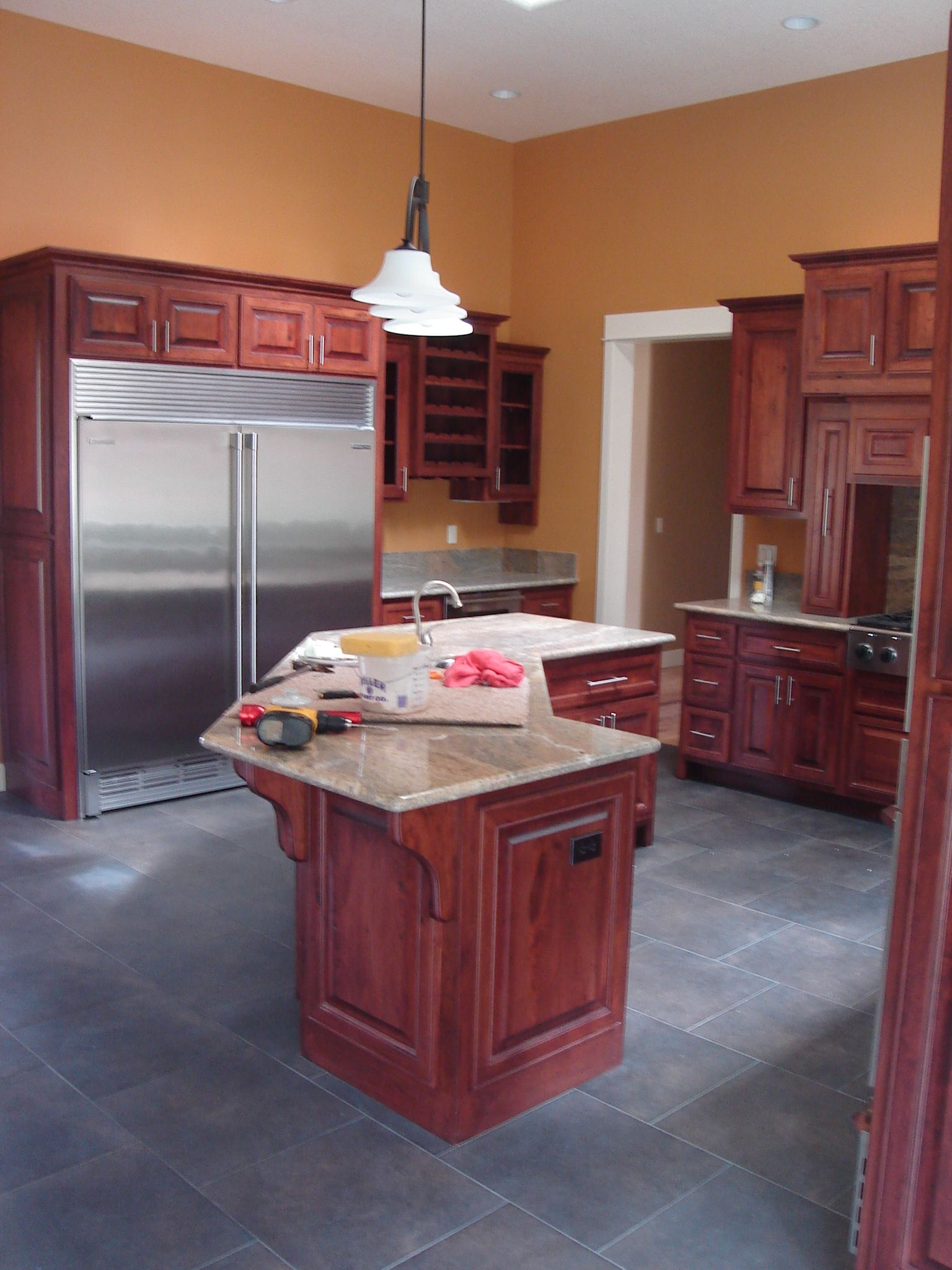 Remodelling Kitchen Kitchen Remodelling Bathroom Renovations General And Concrete